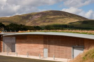 Glencorse Water Treatment Works 1