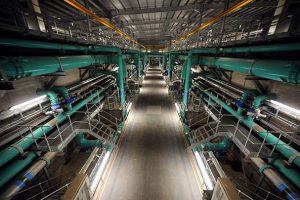 Glencorse Water Treatment Works 2